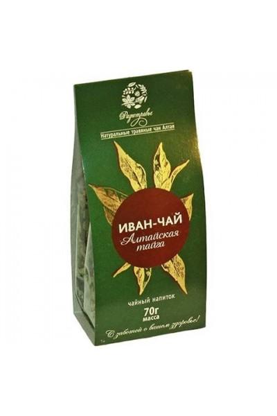 Чайный напиток Иван чай «Алтайская тайга» 70гр