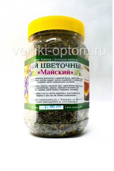 Чай цветочный «Майский»,130гр.