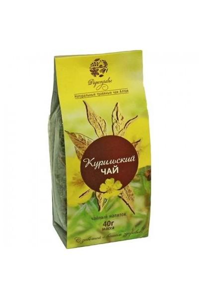 Чайный напиток «Курильский чай» 40гр.