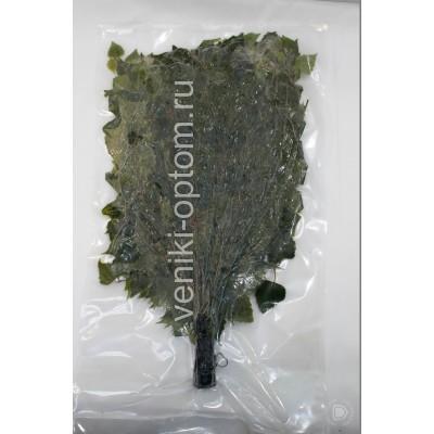 Березовый веник свежезамороженный в вакуумной упаковке