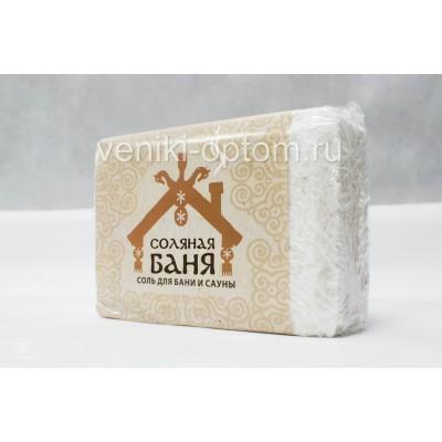 Соляной брикет «Соляная баня» 1,35кг